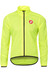 Castelli Squadra Long Jacket yellow fluo